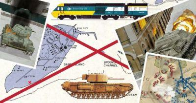 The Flare Path: Midway Musings