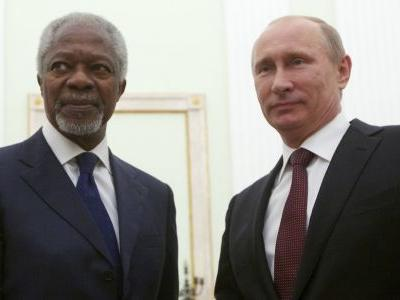 Global reactions to death of former UN chief Kofi Annan