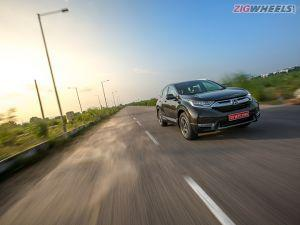 All-New Honda CR-V Launched At Rs 2815 lakh