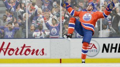 Oilers Star Connor McDavid Named NHL 18 Cover Athlete