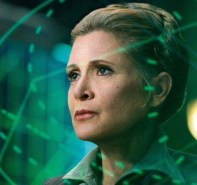 Carrie Fisher's Last Jedi Footage May Also Be Used in Episode IX
