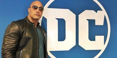 Dwayne Johnson Offers Update on Shazam Strategic Meeting With DC