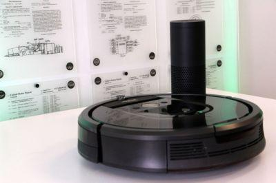 With Alexa integration and mapping, iRobot aims to make Roomba the center of the smart home