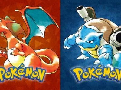 Rumor: Legendary Pictures Planning a Movie Based on Pokémon Red and Blue