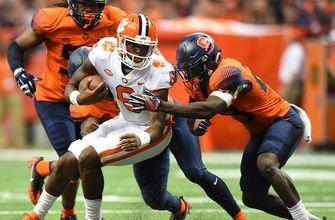 Orange is the New Upset: Stunned by Syracuse, can No. 2 Clemson bounce back again?
