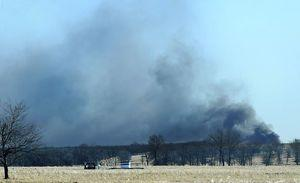 The Latest: Report: Uncontrolled gas release led to rig fire