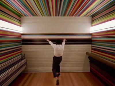 Behind the scenes of Spike Jonze's psychedelic HomePod ad