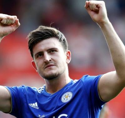 Man Utd target Maguire signs five-year Leicester contract