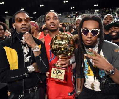 Quavo Is Your 2018 NBA Celebrity All-Star Game MVP