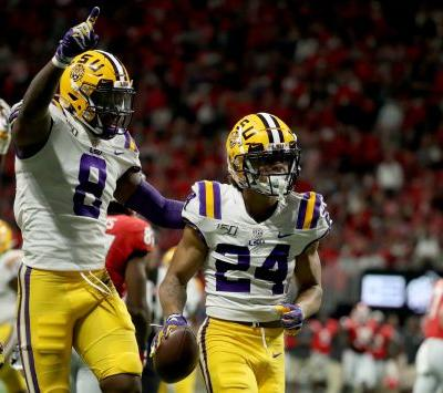 Football Four: College Football Playoff avoids chaos, but there's a change at No. 1
