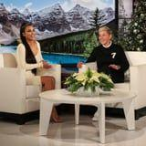 Kim Kardashian Tells Ellen How Kanye REALLY Feels About Her Sexy Instagram Photos