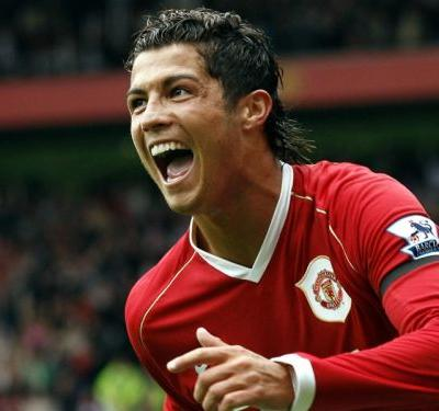 Ronaldo edges out Beckham to join Cantona and Giggs in Parker's Man Utd dream team