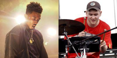 "Mura Masa and Desiigner Team Up for New Song ""All Around the World"": Listen"
