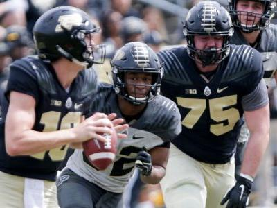 Elijah Ball's versatility gives Purdue defense options