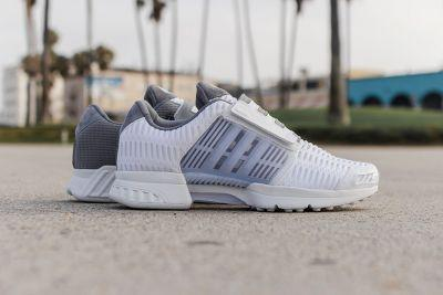 Adidas Originals Covers the ClimaCool 1 in Light Grey for Its Los Angeles Flagship