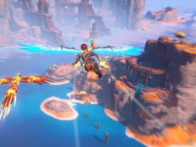 SwitchArcade Round-Up: 'Immortals Fenyx Rising', 'Taiko no Tatsujin', 'GUNPIG', and Today's Other New Releases and Sales