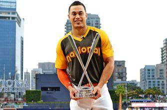 Giancarlo Stanton plans to defend HR Derby crown on home turf
