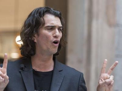 Morgan Stanley backs out of WeWork's monster IPO after getting snubbed for the lead role