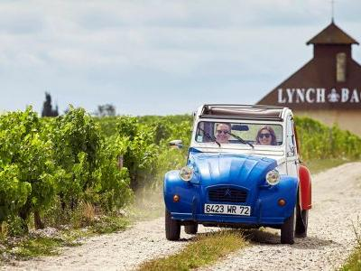 Lynch-Bages Is Using Technology and Marketing to Push Fifth-Growth Bordeaux to the Top of the Heap