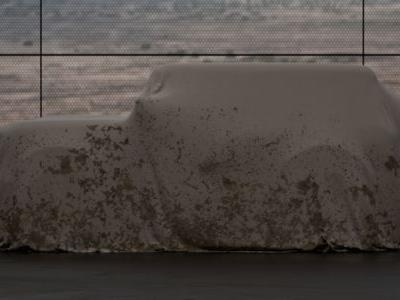 This Teaser Means The Ford Bronco Might Look Like The Boxy Off-Roader It Deserves To Be