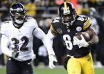 Steelers' Brown restructures deal to make space for Bell