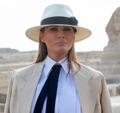 "Melania Trump Wants Everyone To Know She Has Her ""Own Voice"""