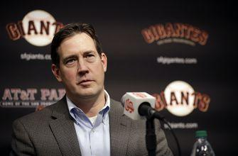 Evans fired as San Francisco Giants general manager