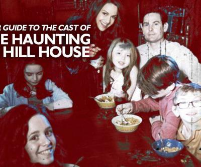 'The Haunting of Hill House' on Netflix: Your Guide to the Cast