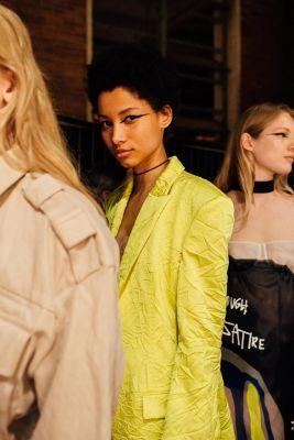 Voodoo, Basquiat and an M.I.A afterparty at HUGO SS18