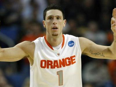 Report: Raptors sign Canadian Andy Rautins to training camp deal