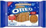 Son of a Nutcracker! Oreo's Gingerbread Cookies Are Packed With Crunchy Sugar Crystals