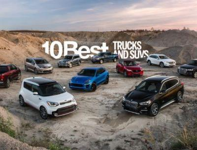 2018 10Best Trucks and SUVs: The Best Models in Every Segment!