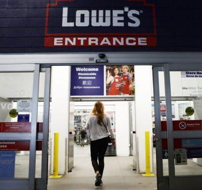 A Lowe's shopper who saw mask-less people swarming her local store has launched a petition with 115,000 signatures begging the company to take action - and it shows a growing problem for retailers