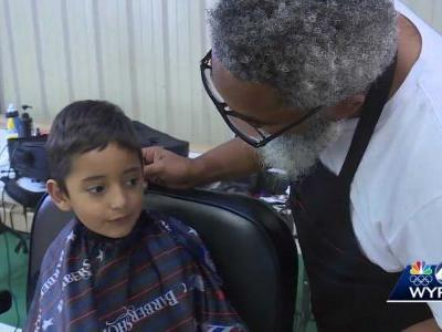 Mount Pleasant Community Center offers free back to school hair cuts