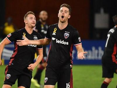 D.C. United's Mullins breaks MLS record with four-goal outburst