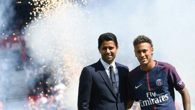 Neymar & the Parc des Princes: Brazil star already has a special relationship with PSG fans