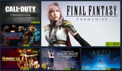 The 2017 Steam Summer Sale is live - here are the best deals