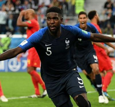 'Thank you my 'Cousin' Umtiti!' - Kenya reacts as France sends Belgium out