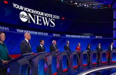 The Most Memorable Quote From Each Of The 10 Candidates During Thursday's Democratic Presidential Debate