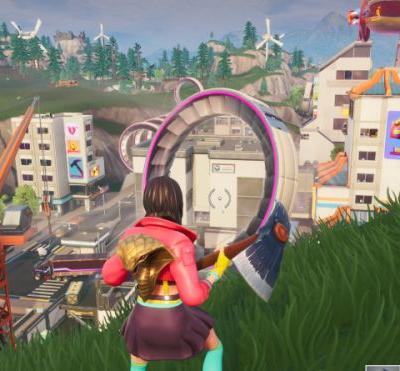 Fortnite: all the Slipstream locations