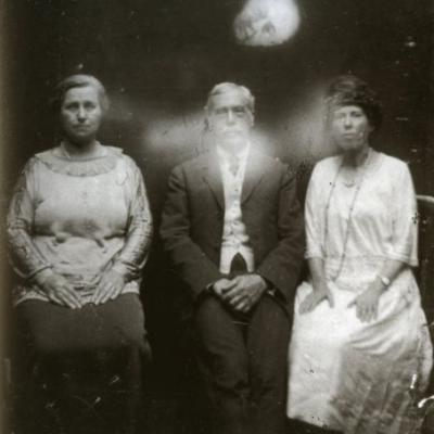 NEW BOOK: SÉANCE: Spiritualist Ritual and the Search for Ectoplasm: All Souls Day Guest Post by Shannon Taggart