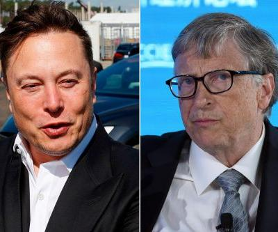Elon Musk passes Bill Gates to become world's second-richest person