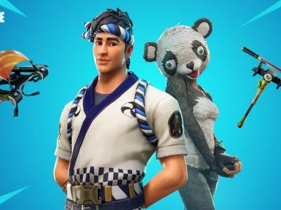 Epic is teasing a new item for Fortnite Battle Royale, v5.30 patch dated