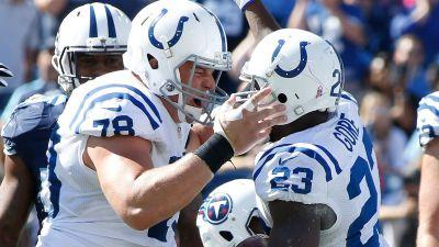 Colts center Ryan Kelly to miss time after undergoing foot surgery