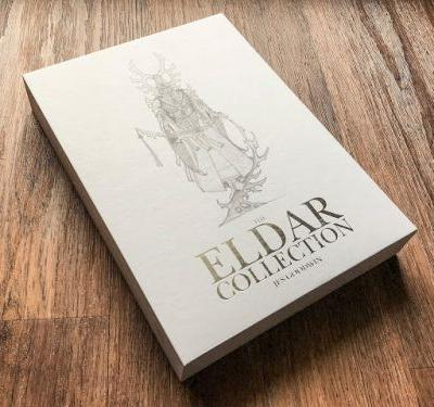Review: The Eldar Collection by Jes Goodwin