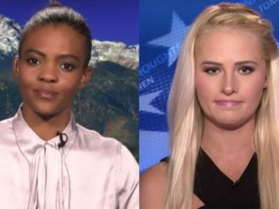 Candace Owens and Tomi Lahren Clash on Twitter After Kanye Tweets: 'Sorry About Your Failed Career'