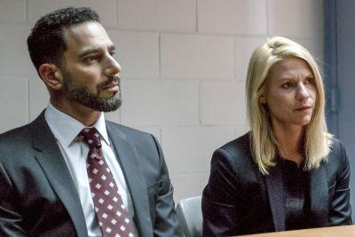Meet Carrie's new 'Homeland' partner fighting for justice