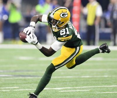 Packers place WR Geronimo Allison on injured reserve