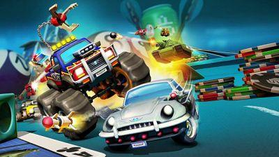 Micro Machines is Making a Comeback
