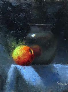 It's All About the Apple by artist Pat Meyer